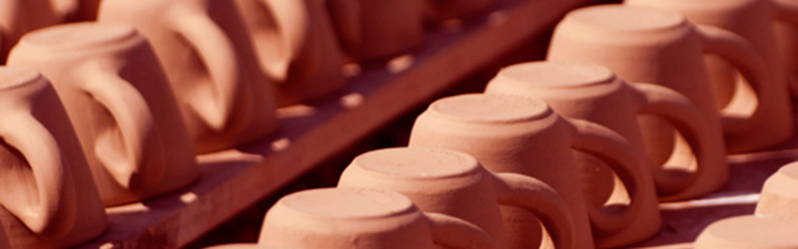 Ceramics prepared for the oven